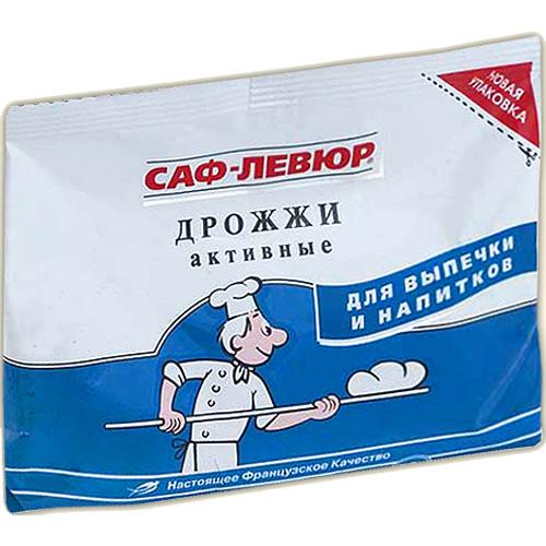 рецепт браги для самогона на сухих дрожжах саф-левюр
